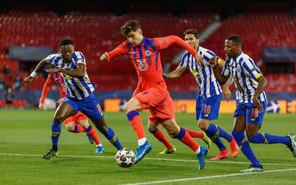 Chelsea-Porto, le probabili formazioni