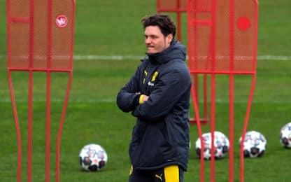 "A Dortmund arriva il City, Terzic: ""Io ci credo"""