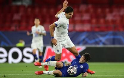 Chelsea-Porto 0-0 LIVE: chance per Taremi