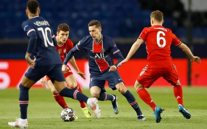 Psg-Bayern 0-0 LIVE: Neymar sfiora il vantaggio