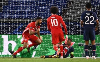 Psg-Bayern 0-1 LIVE: Alaba vicino al raddoppio