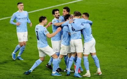 Dortmund-City 1-2 LIVE: rimonta di Mahrez e Foden