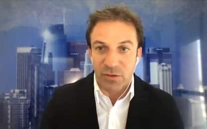 """Del Piero: """"Pep in semi? Si è tolto il gorilla"""""""