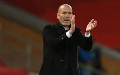 """Zidane: """"Partita di sofferenza ma tanto orgoglio"""""""