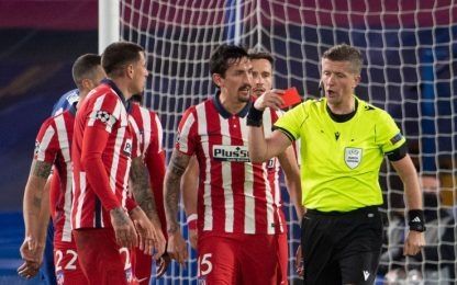 Dalla Spagna: pugno duro Uefa, 4 turni a Savic