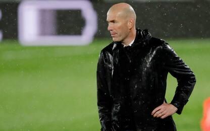 """Zidane: """"Siamo vivi e ce la giocheremo a Londra"""""""