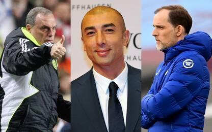 Chelsea in finale sempre con allenatori subentrati