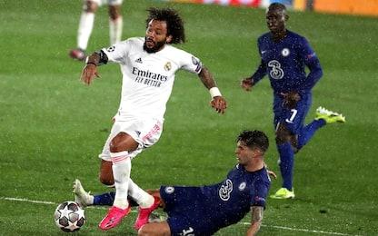 Chelsea-Real Madrid, dove vedere la partita in tv