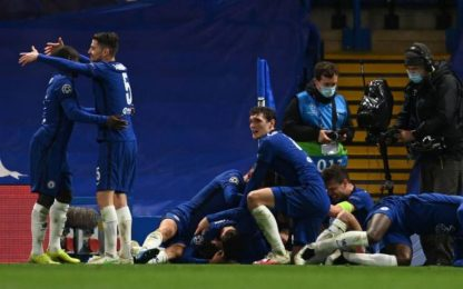 Werner-Mount, il Chelsea va in finale: Real ko 2-0