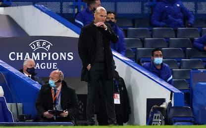 """Zidane: """"Il Chelsea ha meritato la finale"""""""