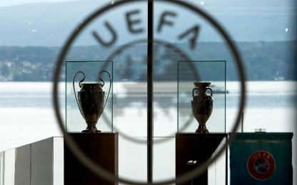 Uefa, accordo con i 9 club usciti dalla Superlega