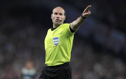 Mateu Lahoz dirigerà la finale di Champions League