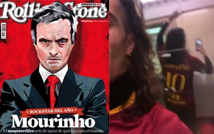 Mourinho e Damiano David
