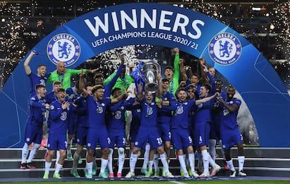 Chelsea campione d'Europa: City battuto 1-0
