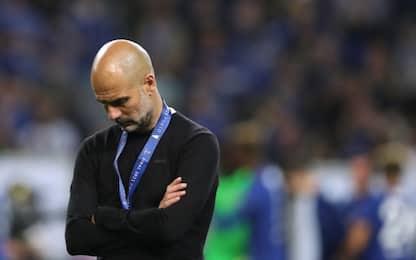 """Guardiola: """"Stagione eccezionale, ci riproveremo"""""""
