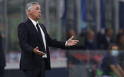"""Ancelotti: """"Partita equilibrata, i cambi aiutano"""""""