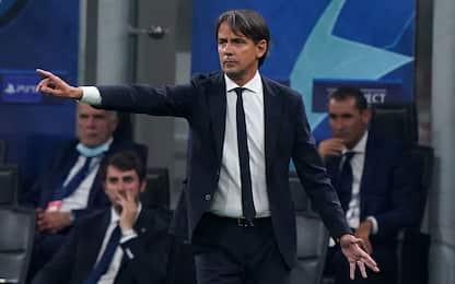 """Inzaghi: """"Giocando così possiamo qualificarci"""""""