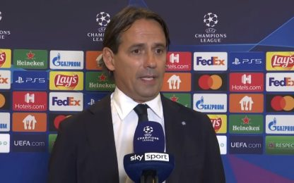"""Inzaghi: """"Contro lo Shakhtar non sarà decisiva"""""""