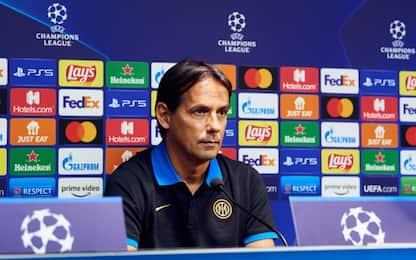 """Inzaghi LIVE: """"Con lo Shakhtar non sarà decisiva"""""""