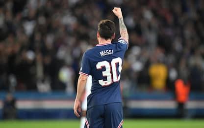 Messi si sblocca, gol capolavoro al City. VIDEO
