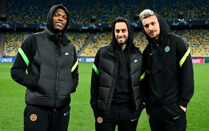 Shakhtar Donetsk-Inter, le probabili formazioni