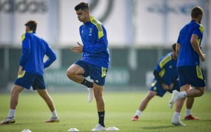 Zenit-Juve: Morata dal 1', dubbio Arthur-Ramsey