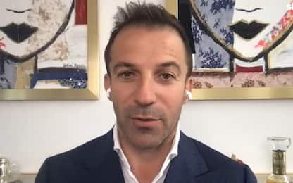 """Del Piero: """"Juventus in netta ripresa"""""""