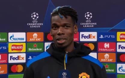 """Sorriso Pogba: """"Mi diverto a giocare nello United"""""""