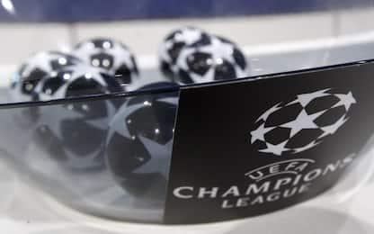 Sorteggio ottavi Champions: come e dove seguirlo