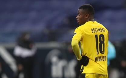 Moukoko record: suo il gol più giovane in Bundes