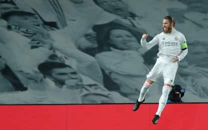Ramos compie 35 anni, i bomber con meno gol di lui