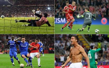 Derby in finale di Champions: già successo 7 volte