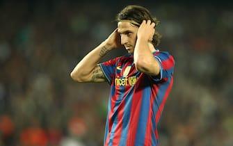 Zlatan Ibrahimovic, Barcelona
