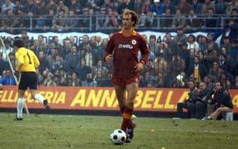 © Ravezzani/LaPresse12-12-1984 Milano, ItaliaCalcioNella foto: FALCAO