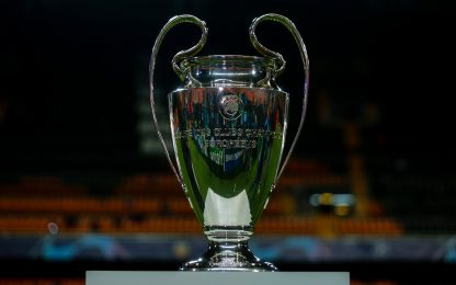 Champions ed Europa League 2020-21: il calendario