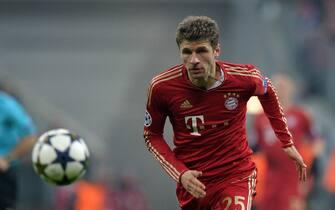 Bayern Monaco vs. Juventus - Uefa Champions League 2012 - 2013