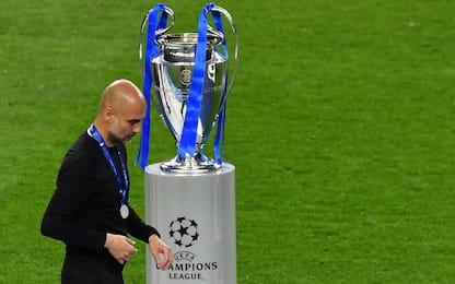 Pep, 940 milioni spesi senza vincere la Champions