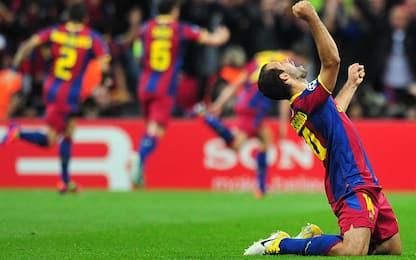 Mascherano si ritira: chi resta del Barça 2010/11?