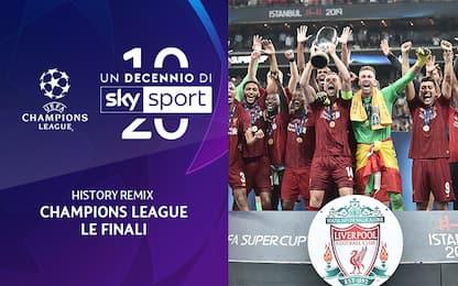Un decennio di Sky Sport: 10 anni di Champions