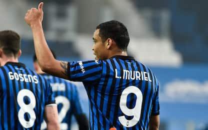 I bomber del 2021: Muriel miglior 'italiano'