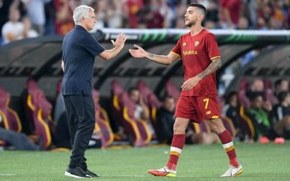 """Mourinho: """"Pellegrini firmerà il rinnovo a giorni"""""""
