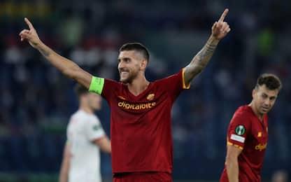 Pellegrini trascina la Roma: 5-1 al Cska Sofia