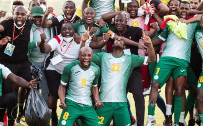 Comore e Gambia per prima volta in Coppa D'Africa