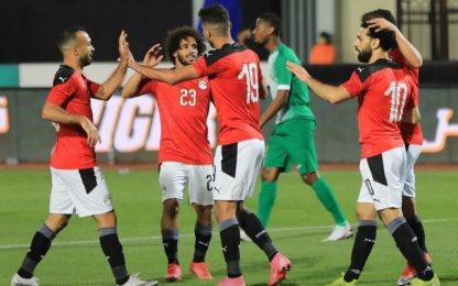 Salah trascina l'Egitto, il Malawi vince e passa