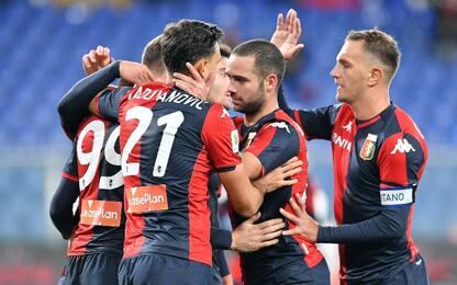 Genoa, 3-2 all'Ascoli: agli ottavi c'è il Torino