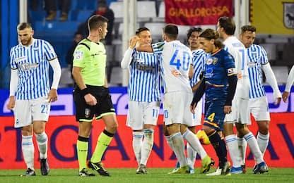 Spal, che manita al Lecce: agli ottavi il Milan