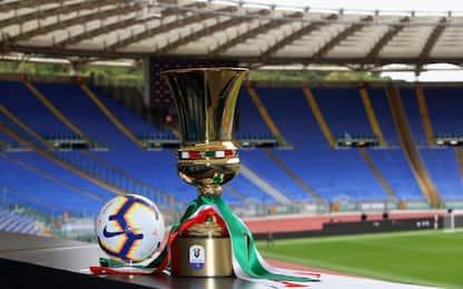 Sorteggio Coppa Italia, decisi ottavi e quarti