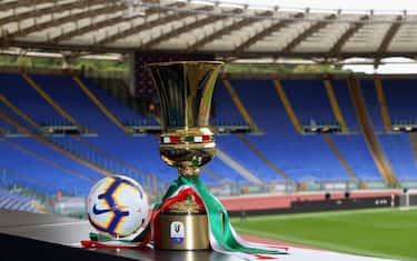 Coppa Italia Getty