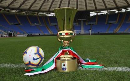 Coppa Italia, il calendario del terzo turno