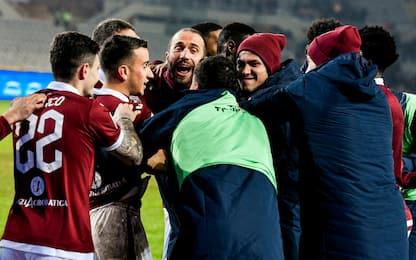 Coppa Italia, Toro ai quarti: Genoa ko ai rigori